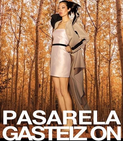 Consigue tu invitación para la Pasarela Gasteiz On