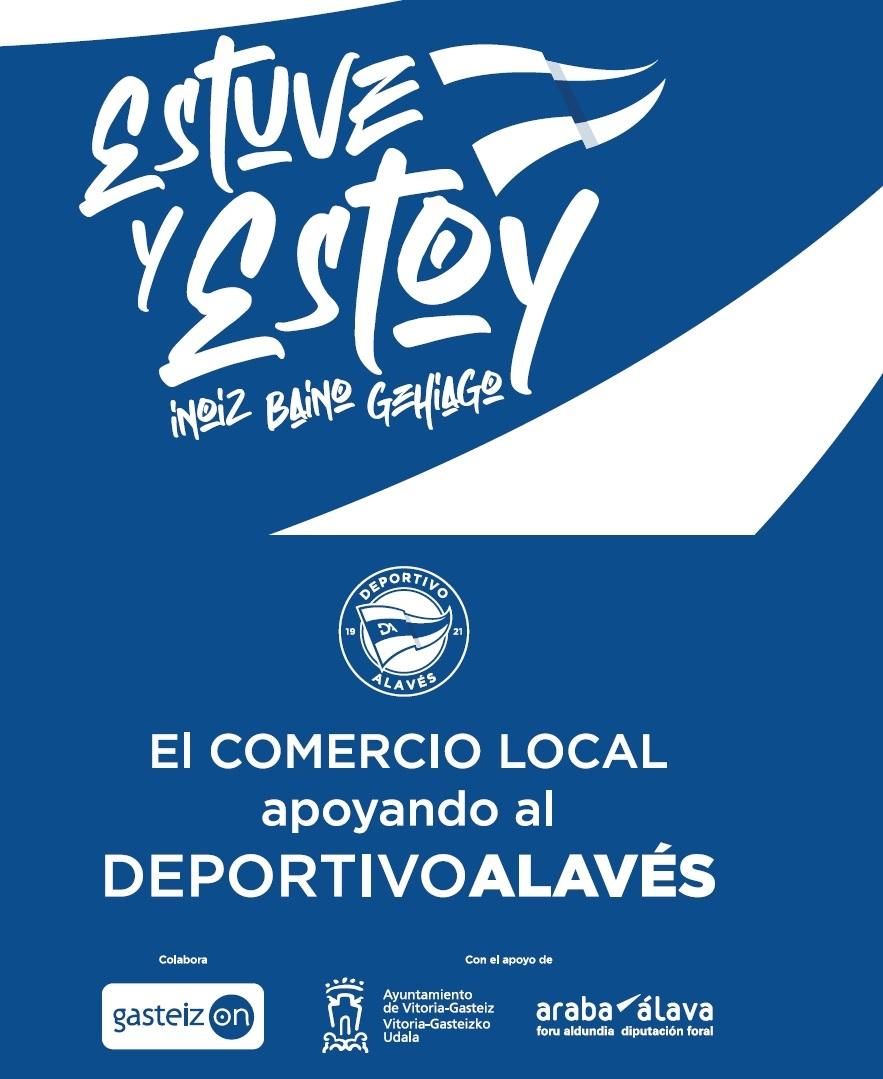 Apoyo al Deportivo Alavés