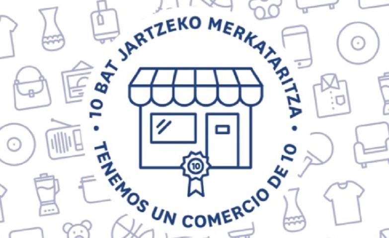 Apúntate al programa Euskadi Bono-Comercio
