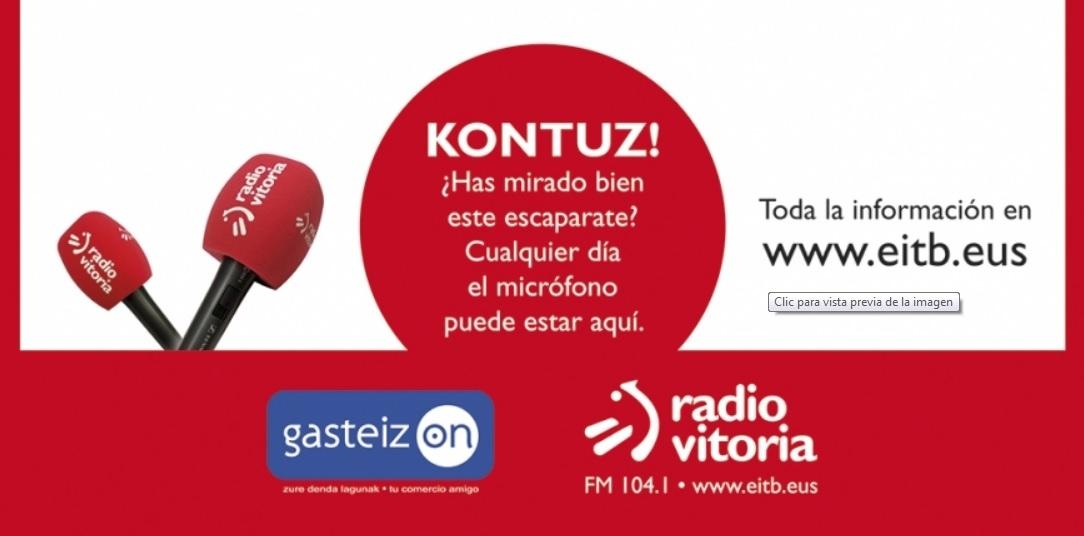 CONCURSO ¿DÓNDE ESTÁ RADIO VITORIA?