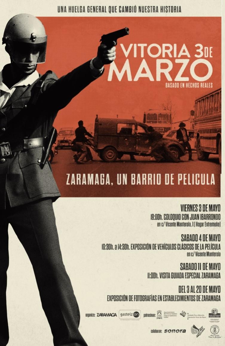 Zaramaga un barrio de cine