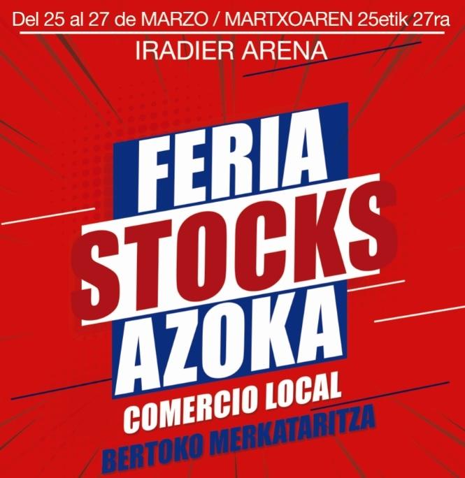 Feria de Stocks del comercio local
