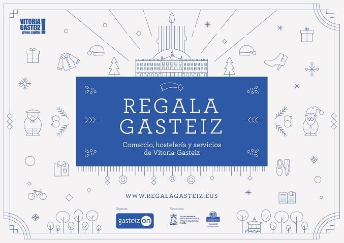 Regala Gasteiz, campaña de Navidad