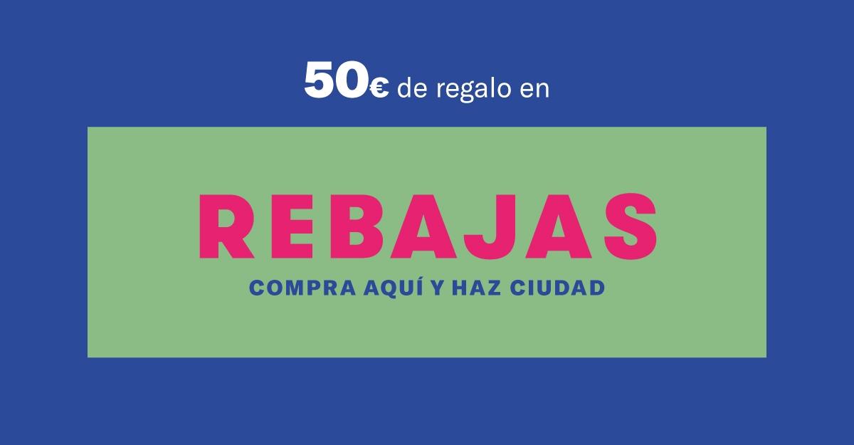 Concurso 50€ a gastar en #REBAJAS