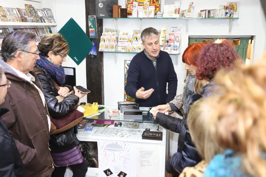"""Ruta Hemengo Shopping """"Comercios con alma"""""""