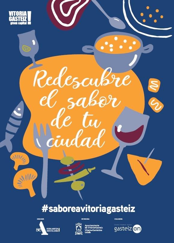Campaña Saborea Vitoria-Gasteiz