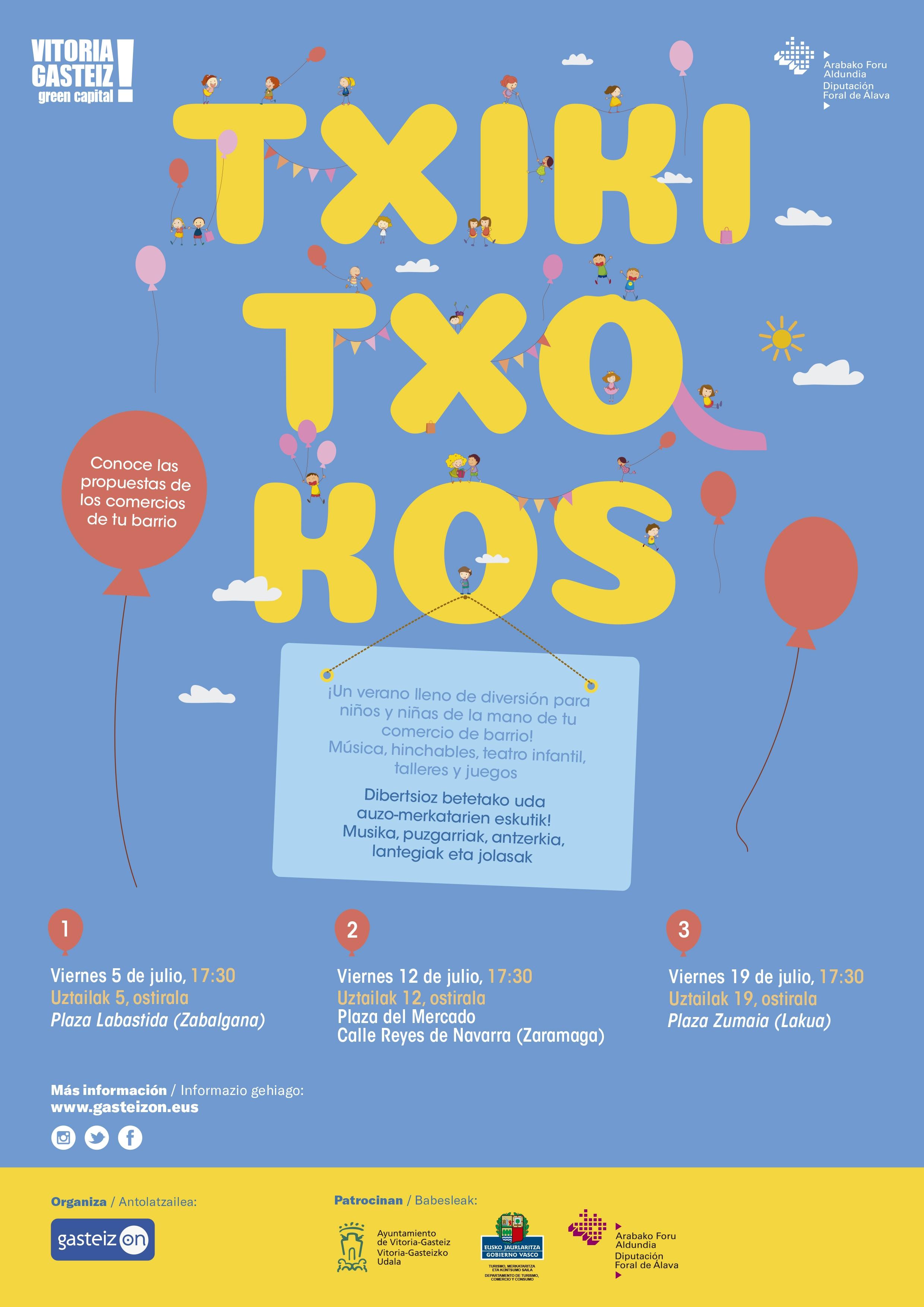 Txiki Txokos 2019